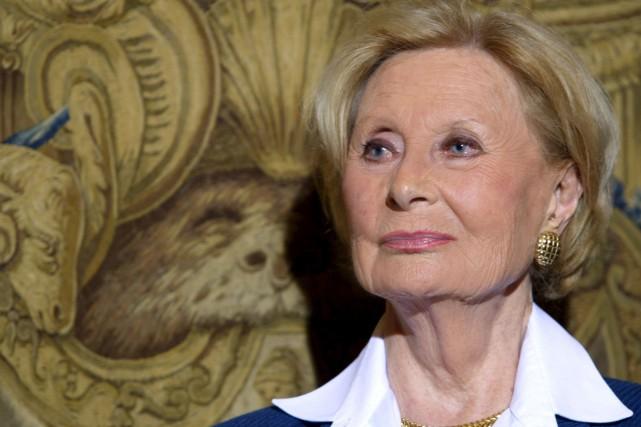 L'actrice aux «plus beaux yeux du cinéma» est... (Archives, Agence France-Presse)
