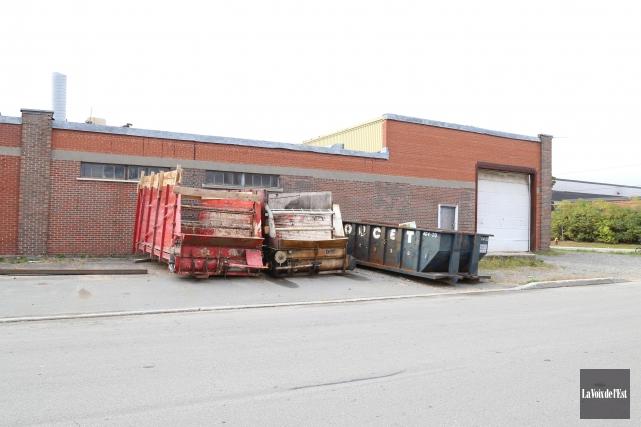 L'entreprise souhaitant déménager, le conseil municipal a accepté... (archives La Voix de l'Est)