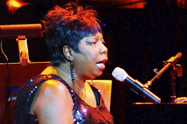 Nina Simone est décédée en 2003.... (Photothèque Le Soleil)