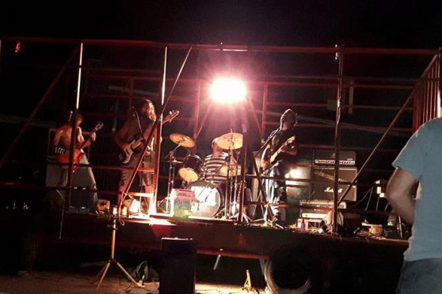 Pibrac, un groupe aux racines punk, grunge et... (Photo courtoisie)