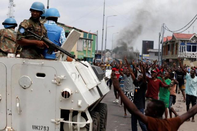 Depuis son indépendance en 1960, le RDC n'a... (PhotoThomas Mukoya, Reuters)