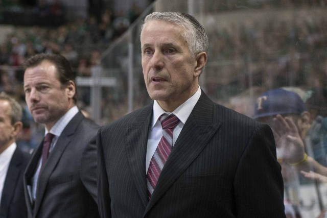 Bob Hartley sera l'entraîneur-chef de la Lettonie au... (Photo Jerome Miron, archives USA Today Sports)