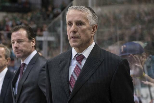 Bob Hartley sera l'entraîneur-chef de la Lettonie au... (Photo Jerome Miron, archives USA Today Sports)
