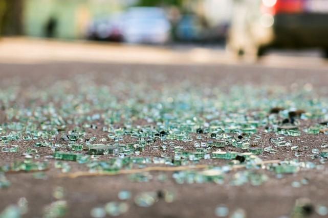 Le nombre de conducteurs morts dans un accident... (Photo Thinkstock)