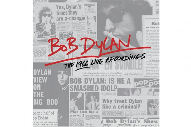 The 1966 Live Recordings, de Bob Dylan...
