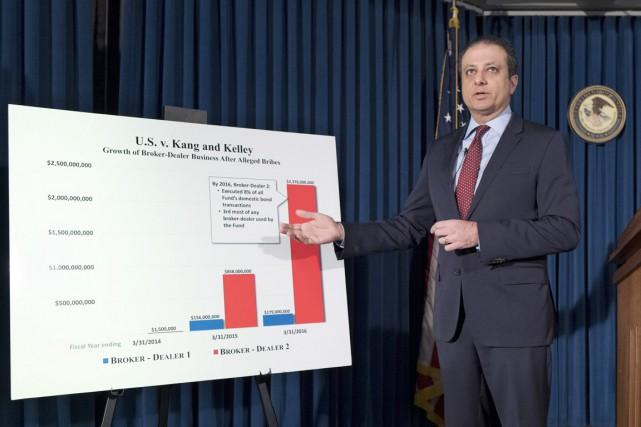 «L'argent durement gagné des New-Yorkais ne doit pas... (photo Mark Lennihan, Associated Press)