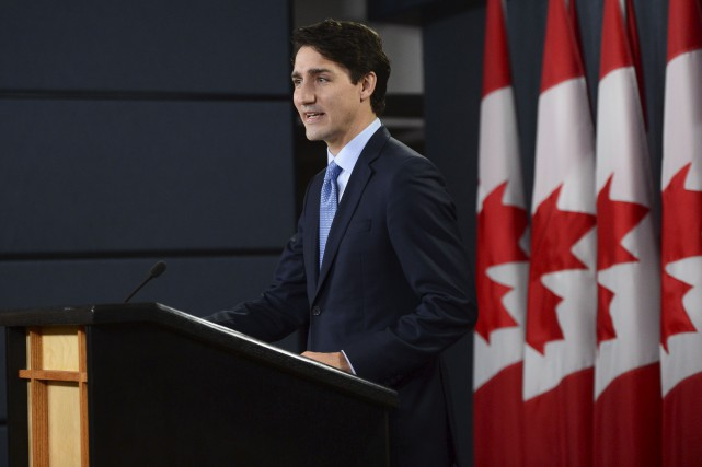 La collaboration promise par Justin Trudeau avec ses... (Archives, La Presse canadienne)