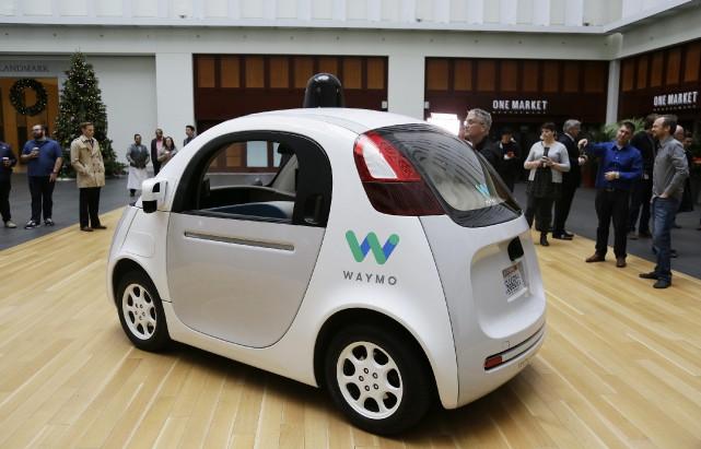 Un mariage Google-Honda serait parfait : Google a... (photo : AP)
