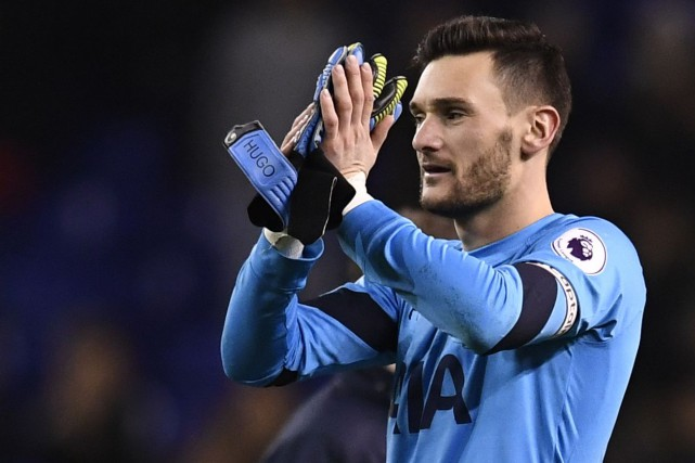 Hugo Lloris... (Photo Dylan Martinez, Reuters)
