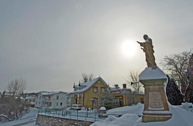 Le diocèse de Chicoutimi contracte depuis 21ans des... (Photo Ivanoh Demers, Archives La Presse)