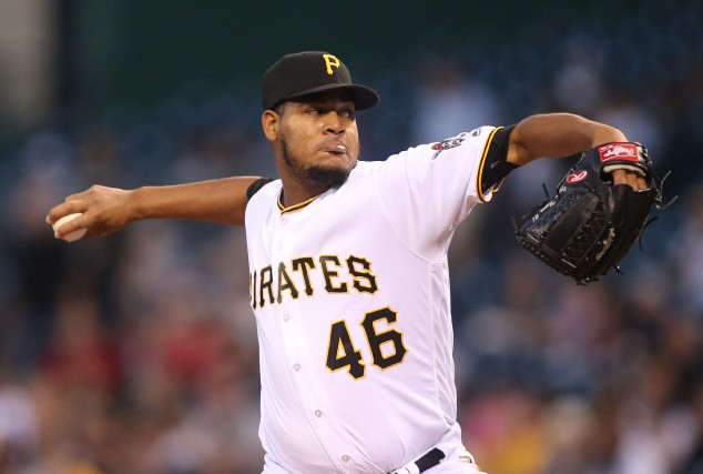 Ivan Nova... (Photo Charles LeClaire, archives USA Today Sports)