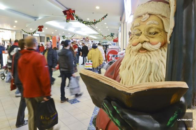 Vendrtedi après-midi, les consommateurs seront nombreux dans les... (Archives La Tribune)