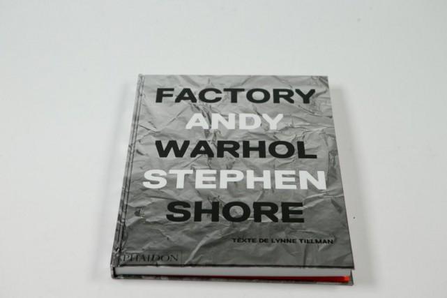 Factory:Andy Warhol,deStephen Shore... (PhotoDAVID BOILY, LA PRESSE)