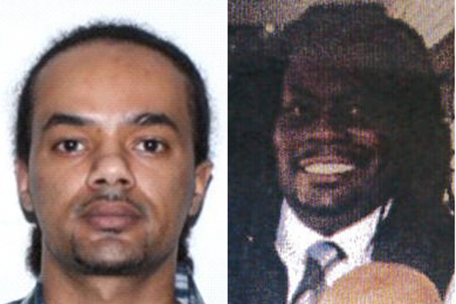 Mohamed Qazi Ali et Daniel Pierre... (PHOTOS FOURNIES PAR LE SPVM)