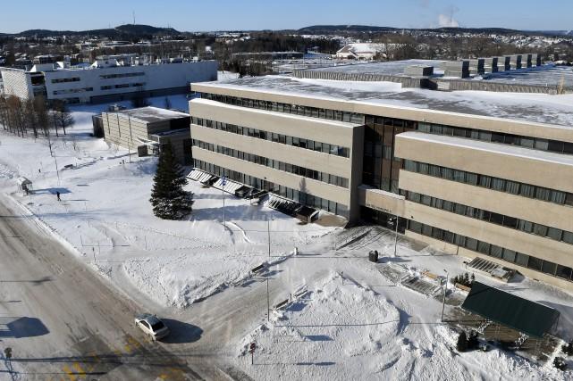 L'Université du Québec à Chicoutimi... (Photo Le Quotidien, Rocket Lavoie)