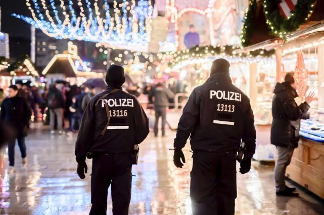À deux jours du réveillon de Noël, la... (AFP)