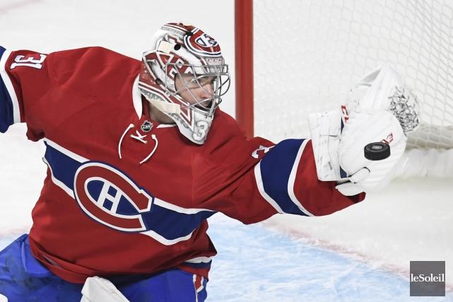 Carey Price constitue la pierre angulaire du Canadien.... (Photothèque Le Soleil)