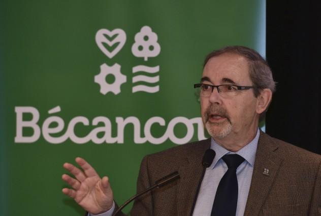 Le maire de Bécancour, Jean-Guy Dubois, n'a guère... (Photo: François Gervais)