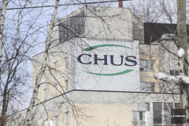 Le CIUSSS de l'Estrie-CHUS procède au remplacement d'unscan(appareil de... (Archives La Tribune)