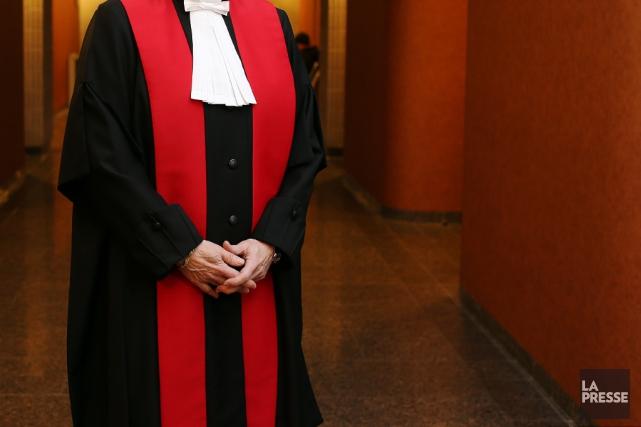 Ironie du sort, le «juge d'expérience» a plaidé... (PHOTO MARTIN CHAMBERLAND, ARCHIVES LA PRESSE)