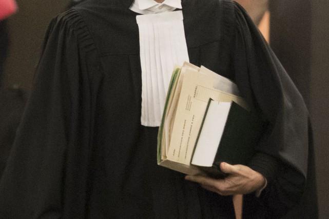 La procureure de la Couronne Me Cynthia Cardinal a demandé à ce que l'on... (Archives La Presse)