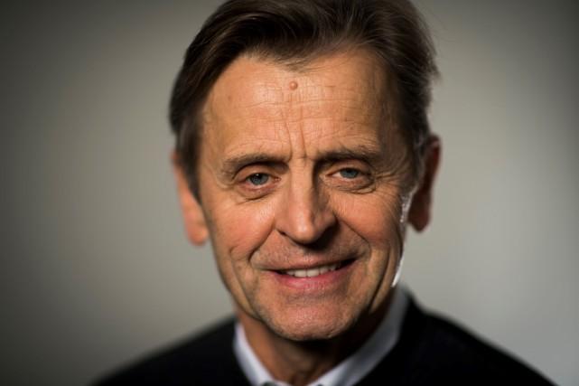 Le danseur, chorégraphe et acteur américain d'origine russe Mikhaïl Barychnikov... (PHOTO AFP)