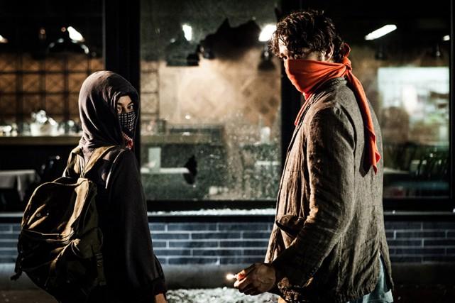 Ceux qui font les révolutions à moitié n'ont... (Photo fournie parK-Films Amérique)