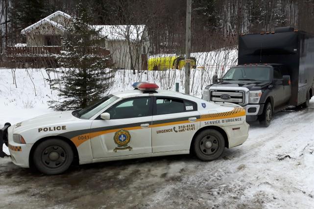 La Sûreté du Québec (SQ) a démantelé vendredi... (Photo fournie par la SQ)