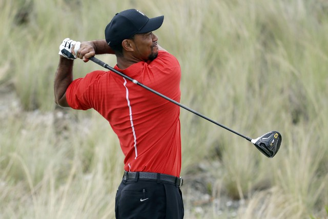 Tiger Woods... (Photo Lynne Sladky, archives AP)