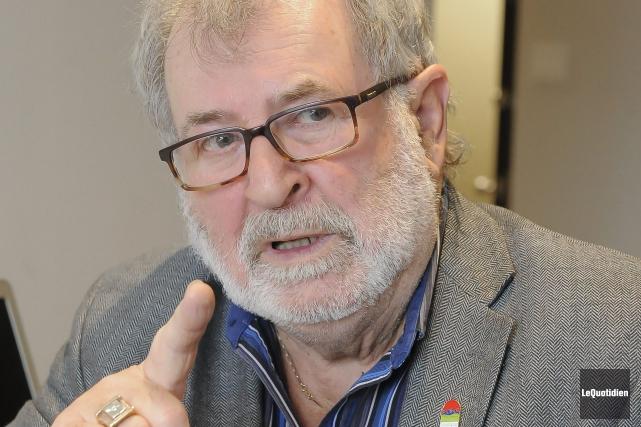 Laurence Potvin... (Photo Le Quotidien, Gimmy Desbiens)