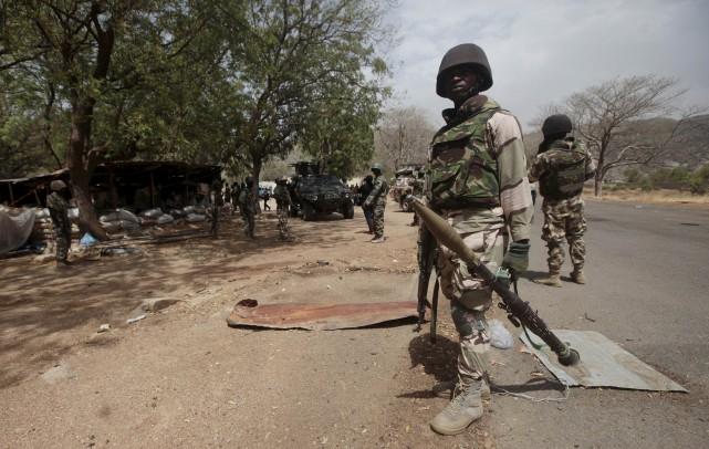 L'armée nigériane aurait réussi à chasser le groupe... (AP, Lekan Oyekanmi)
