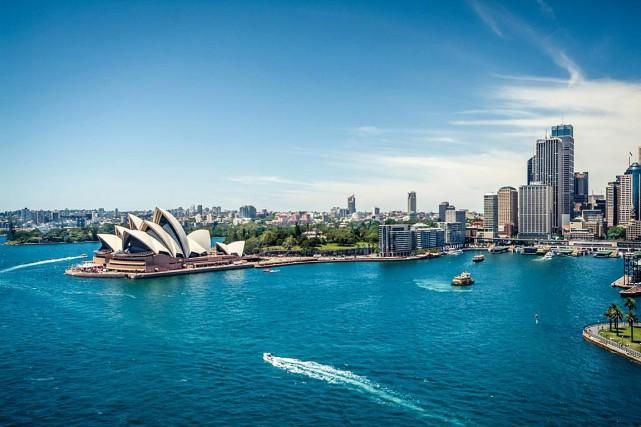 L'afflux de vacanciers-travailleurs est tel en Australie que... (PHOTO THINKSTOCK)