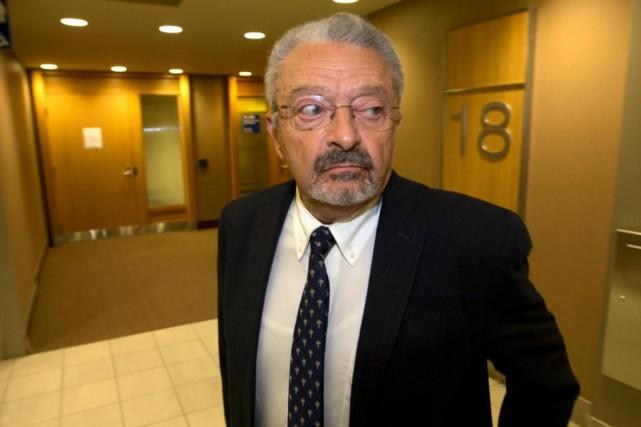 Kamal Maraghi, 75 ans, est accusé d'agressions sexuelles... (Photo Patrick Sanfaçon, Archives La Presse)