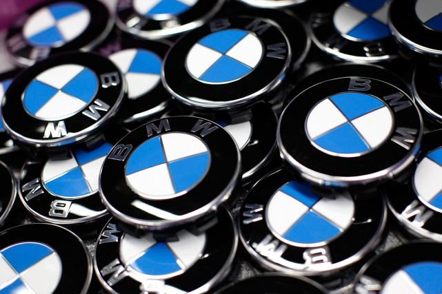 BMW va rappeler près de 200000voitures en Chine pour cause d'airbags... (Michaela Rehle, archives REUTERS)