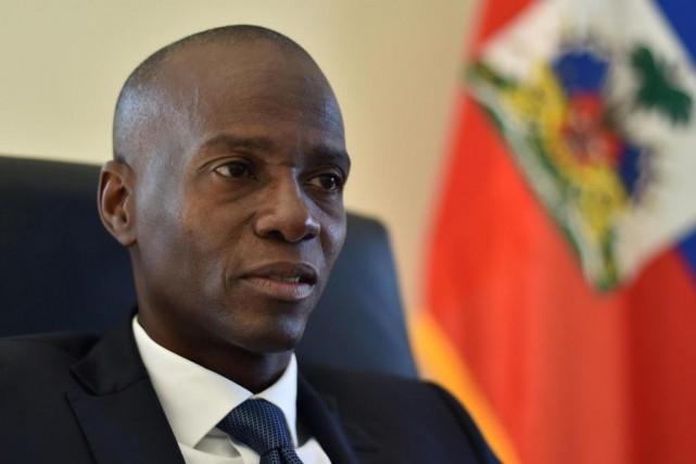 Entrepreneur de 48ans, Jovenel Moïse a créé la... (Archives AFP)