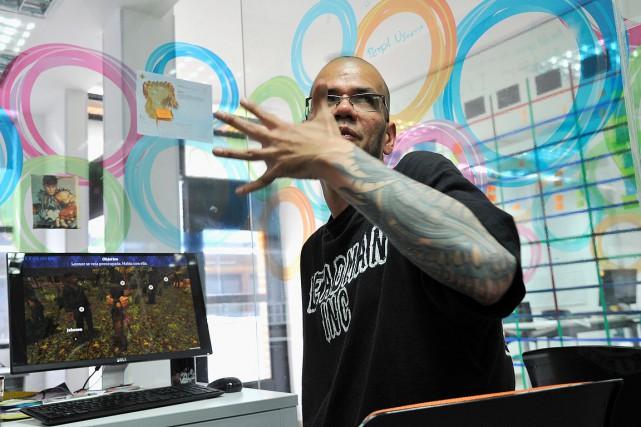 «Les décisions du joueur modifient l'histoire au fur... (GUILLERMO LEGARIA, AFP)