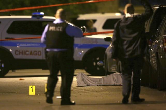 Pas moins de 27 incidents distincts incluant des... (Photo AP)