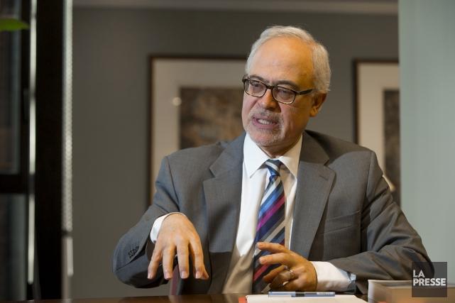 Le ministre des Finances du Québec, Carlos Leitão... (La Presse)