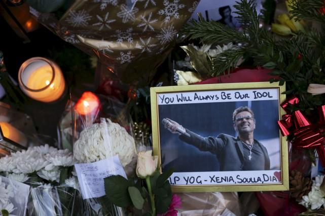 La mort de George Michael a ému ses... (AFP)