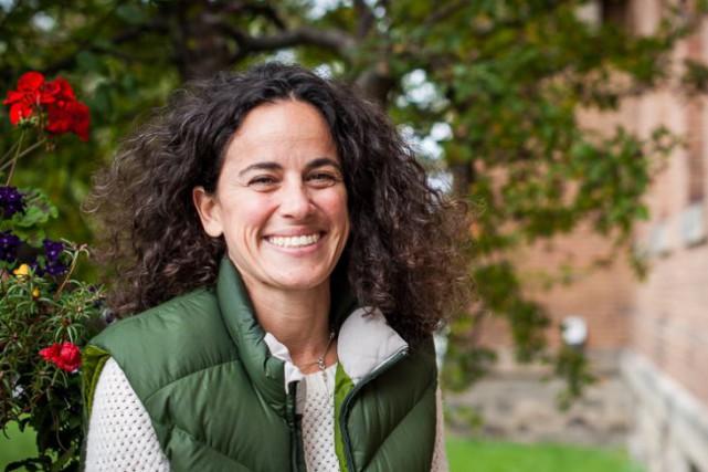 Elena Bennett, professeure d'écologie de l'Université McGill... (PHOTO FOURNIE PAR L'UNIVERSITÉ McGILL)