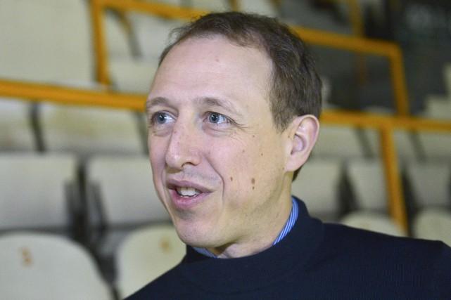 Le recruteur Martin Madden Jr était de passage... (La Presse, Mathias Brunet)