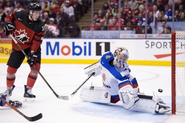Le Canada a bien amorcé son championnat.... (La Presse canadienne)