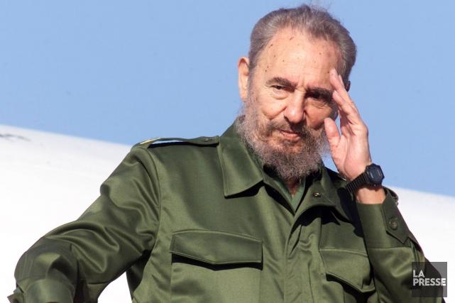 Fidel Castro estdécédé le 25 novembre à 90... (Photo Archives La Presse)