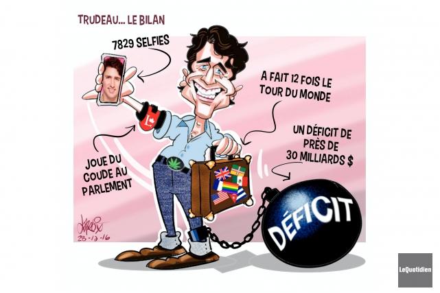 (Le Quotidien, Mario Lacroix)
