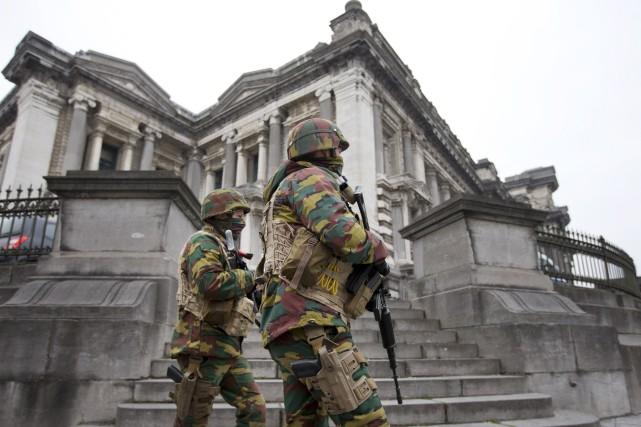 Depuis novembre 2014, six attentats ont été déjoués... (Peter Dejong, AP)