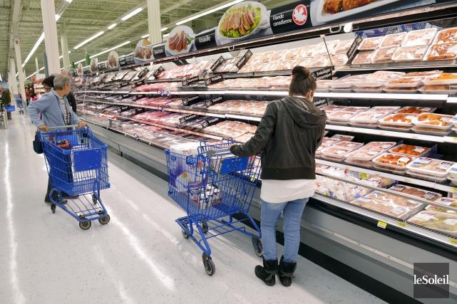 Contrairement à Sears, Walmart «est quand même le... (Photothèque Le Soleil, Jean-Marie Villeneuve)