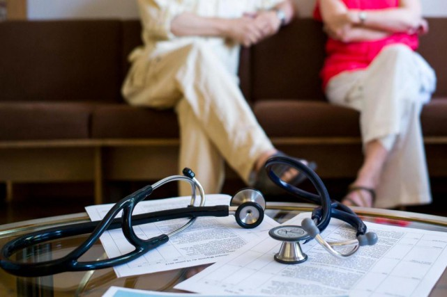 Les deux chirurgiens de l'hôpital de Matane ont... (PHOTO EDOUARD PLANTE-FRÉCHETTE, ARCHIVES LA PRESSE)