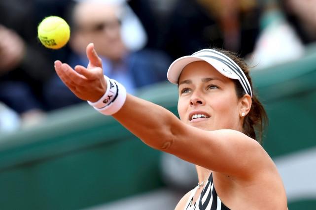 Ana Ivanovic termine sa carrière après 14 années... (AFP, Miguel Medina)