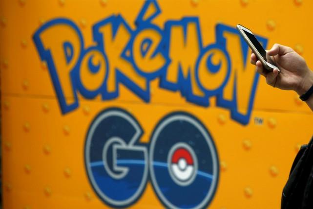 Le jeu mobile Pokémon Go a été la requête la plus populaire cette année à... (PHOTO Kim Kyung-Hoon, ARCHIVES REUTERS)