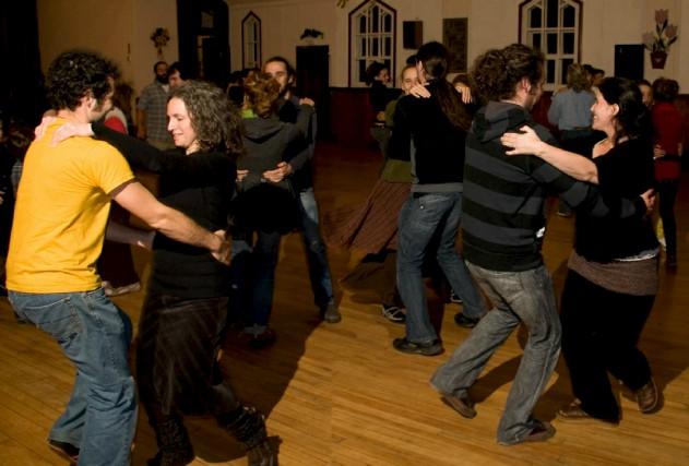 La Veillée de danse trad du Temps des... (Photo fournie)